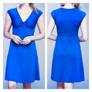 Patagonia Seabrook Bandha Dress - Bright Blue